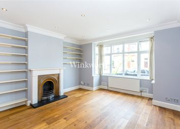 Thumbnail 2 bed flat to rent in Mattison Road, Haringey, London