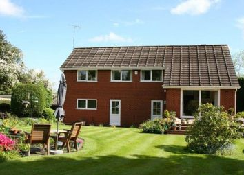 Thumbnail 4 bed detached house for sale in Hodge Lane, Tamworth, Staffordshire
