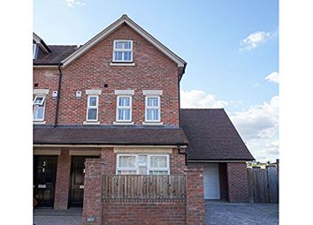 Thumbnail 4 bed end terrace house for sale in Green Lawns Close, Harpenden