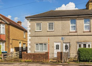Thumbnail 3 bed end terrace house for sale in Coulsdon Road, Caterham, Surrey