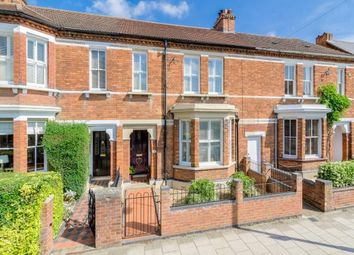 Thumbnail 4 bed terraced house for sale in Castle Road, Bedford, Bedfordshire