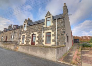Thumbnail 3 bedroom semi-detached house for sale in Barbank Street, Portsoy, Banff