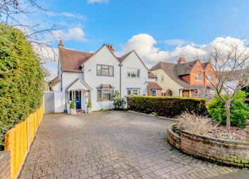 Thumbnail 3 bed semi-detached house for sale in Woking Road, Guildford