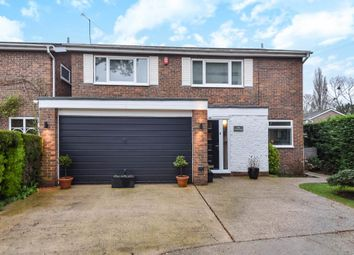 Thumbnail 4 bedroom detached house for sale in Ray Park Avenue, Maidenhead