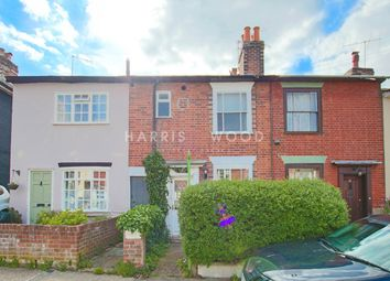 Thumbnail 2 bed terraced house to rent in Castle Road, Colchester