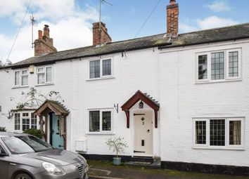 2 bed terraced house for sale in Mill Lane, Shearsby, Lutterworth, Leicestershire LE17