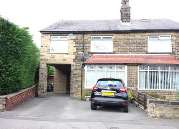 Thumbnail 4 bed semi-detached house for sale in 1 Armitage Avenue, Brighouse