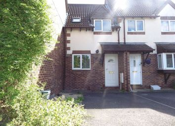Thumbnail 1 bed terraced house for sale in Teal Close, Bradley Stoke, Bristol