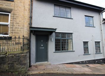 Thumbnail 1 bed cottage to rent in The Masons Cottage, High Street, New Mills