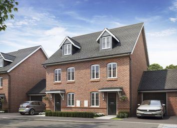 "Thumbnail 4 bedroom semi-detached house for sale in ""Rochester"" at Taylor Close, Harrietsham, Maidstone"