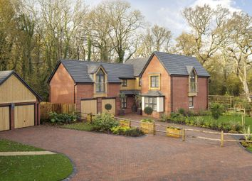 "Thumbnail 5 bed detached house for sale in ""Hawthorn"" at Barrow Gurney, Bristol"