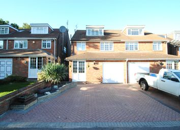 Thumbnail 5 bedroom semi-detached house to rent in Wadham Road, Abbots Langley