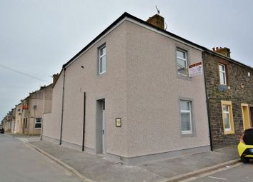 Thumbnail 2 bed end terrace house for sale in High Road, Whitehaven