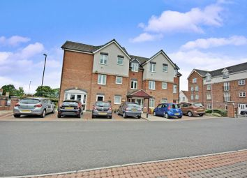 1 bed flat for sale in Brabourne Gardens, North Shields NE29