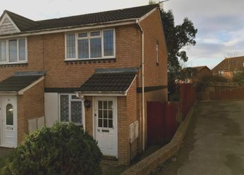 Thumbnail 2 bed end terrace house for sale in Brookfield Avenue, Barry
