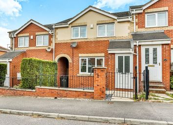 Thumbnail 3 bedroom terraced house for sale in Stirling Way, Sheffield