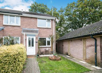 2 bed end terrace house for sale in Purbeck Drive, Verwood BH31