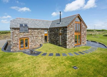 Thumbnail 3 bed property for sale in Launcells, Nr Bude, Cornwall