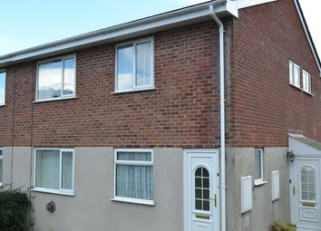 Thumbnail 2 bed flat to rent in Tithe Road, Plympton
