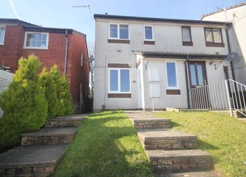 Thumbnail 2 bed end terrace house to rent in Bowers Park Drive, Woolwell, Plymouth