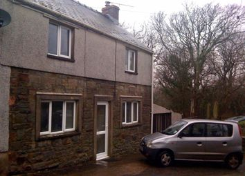 Thumbnail 3 bed cottage to rent in Nolton Haven, Nr Haverfordwest