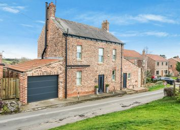 Thumbnail 4 bed detached house for sale in Back Lane, Copt Hewick, Ripon