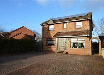 Thumbnail 4 bed detached house for sale in Hermes Way, Bellshill