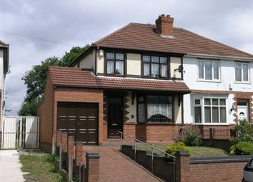 Thumbnail 3 bedroom property for sale in Rookery Road, Wolverhampton, Lanesfield