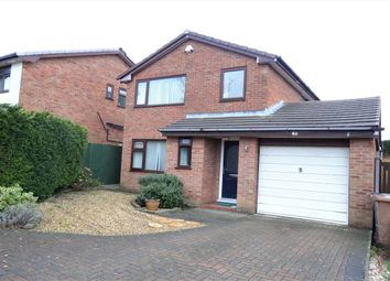 Thumbnail 3 bed detached house for sale in Greenacres, Fulwood, Preston