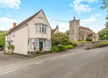 Thumbnail 4 bed semi-detached house for sale in The Street, Pebmarsh, Halstead