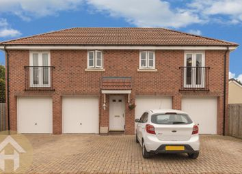 Thumbnail 2 bed flat for sale in Buxton Way, Royal Wootton Bassett, Swindon
