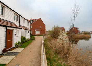 2 bed terraced house for sale in Ellingham View, Dartford DA1