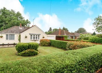 Thumbnail 2 bed detached bungalow for sale in Pilgrims Way, Weeting, Brandon