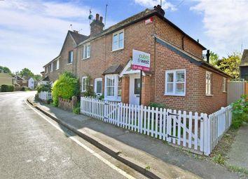 Thumbnail 2 bed end terrace house for sale in Hever Road, Edenbridge, Kent
