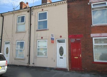 Thumbnail 2 bed terraced house to rent in Redcar Street, Hull