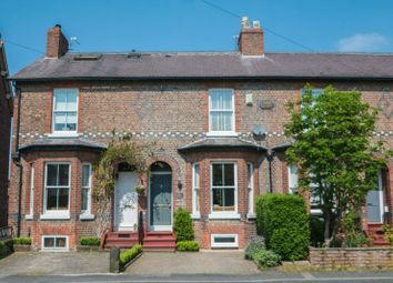Thumbnail 3 bed terraced house for sale in Stockport Road, Timperley, Altrincham