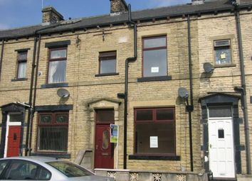 Thumbnail 3 bedroom terraced house to rent in Carrington Street, Bradford