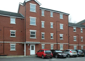 Thumbnail 2 bedroom flat for sale in Porter Square, Grantham, Lincolnshire