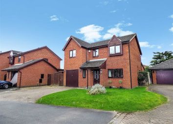 Thumbnail 4 bedroom detached house for sale in The Paddock, Muxton, Telford, Shropshire