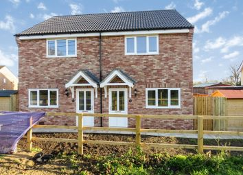 Thumbnail 2 bedroom semi-detached house for sale in Rockery Farm Broadway, Bourn, Cambridge