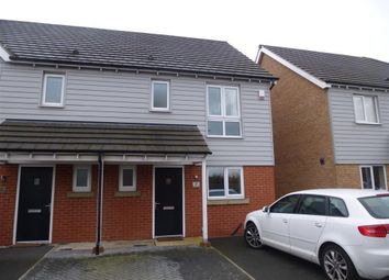 Thumbnail 2 bed semi-detached house to rent in Stonechat Mead, Wath-Upon-Dearne, Rotherham