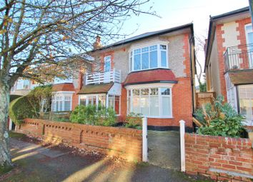 Thumbnail 2 bed flat for sale in Truscott Avenue, Winton, Bournemouth