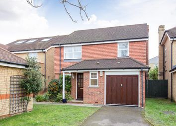 Thumbnail 4 bed detached house to rent in Nevinson Close, London