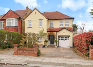 Thumbnail 5 bed detached house for sale in Hill Crescent, Totteridge