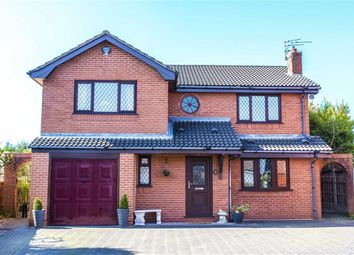 Thumbnail 4 bed detached house for sale in Merlewood Drive, Astley, Tyldesley, Manchester