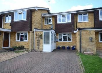 Thumbnail 3 bedroom terraced house for sale in Newton Way, Tongham, Farnham