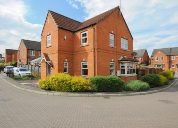 Thumbnail 4 bedroom detached house for sale in Chatsworth Court, Staveley, Chesterfield