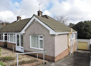 Thumbnail 2 bed semi-detached bungalow for sale in Park Close, Morriston, Swansea