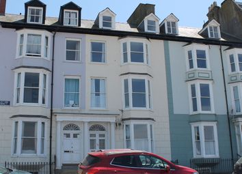 Thumbnail 2 bed maisonette to rent in Maisonette Flat, 16 Marine Terrace, Aberystwyth