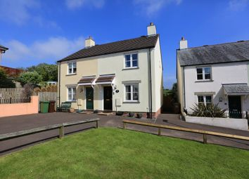 Thumbnail 2 bed semi-detached house to rent in Lower Saltram, Plymstock, Plymouth